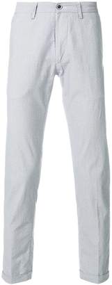 Re-Hash Business Monday slim fit trousers