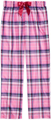 Max & Olivia Big Girls Printed Pajama Pants