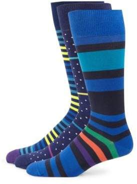 Paul Smith Printed Socks Set