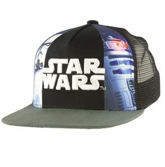 Star Wars Concept One Storm Trooper and R2D2 Design Snapback Cap