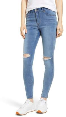 Denim & Supply Ralph Lauren Dr. Denim Supply Co Lexy Ripped Skinny Jeans