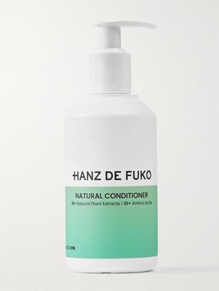 Hanz De Fuko - Natural Conditioner, 237ml - Men - Colorless