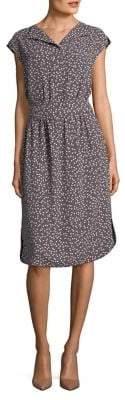 Anne Klein Nantucket Dotted Dress