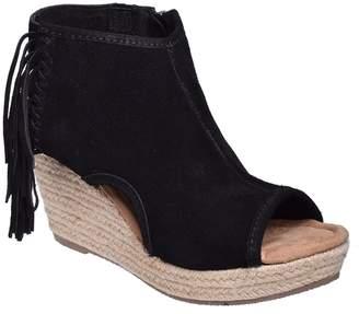Minnetonka Women's Blaire Wedge Sandals