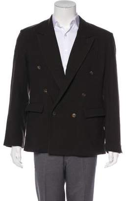 Adam Kimmel Wool Notch-Lapel Blazer