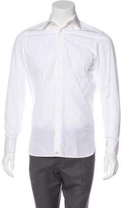 Burberry French Cuff Shirt