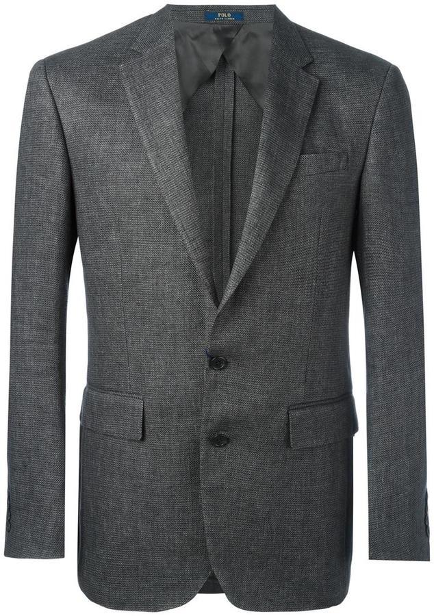 Polo Ralph LaurenPolo Ralph Lauren two-button blazer
