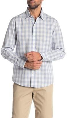 Zachary Prell Plaid Print Shirt
