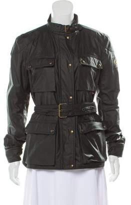 Belstaff Casual Zip-Up Jacket