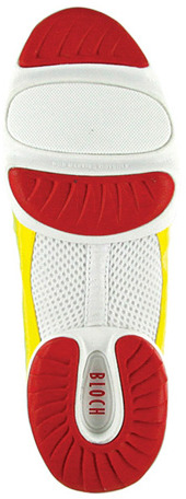 Bloch Wave Dance Sneaker - Graphite