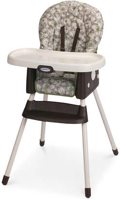 Graco SimpleSwitch 2-in-1 Highchair & Booster Seat
