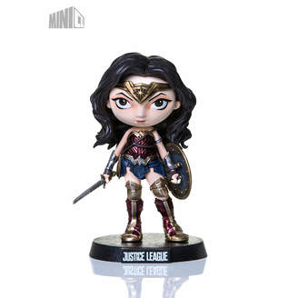 Justice Iron Studios League Mini Co. PVC Figure Wonder Woman 13 cm