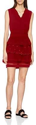 Berenice Women's TRISSA Party Dress, Red Grenade