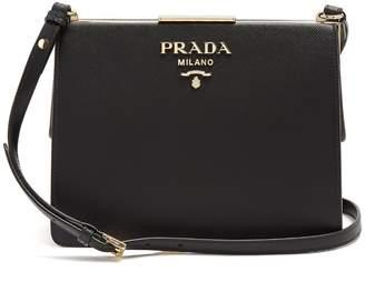 Prada Saffiano-leather shoulder bag