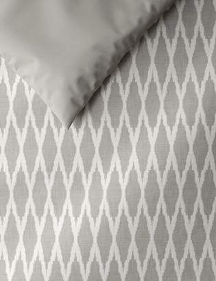 Marks and Spencer Diamond Jacquard Bedding Set