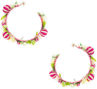 Mercedes Salazar Margaritas Earrings