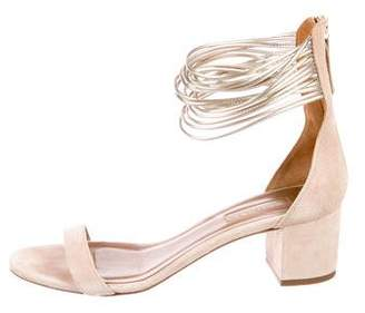 Aquazzura Spin Me Around Sandals