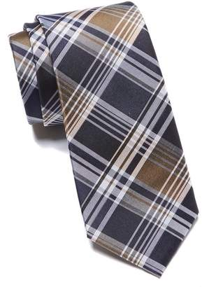 Ben Sherman Lamar Plaid Silk Tie