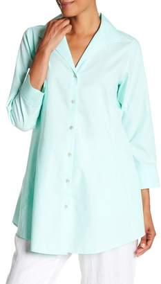 Foxcroft Cecelia 3/4 Length Sleeve Tunic