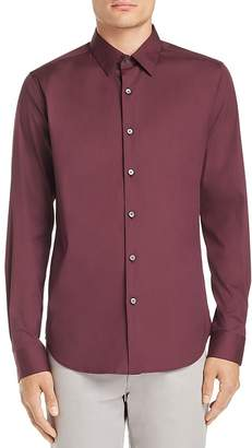 Theory Sylvain Wealth Regular Fit Shirt