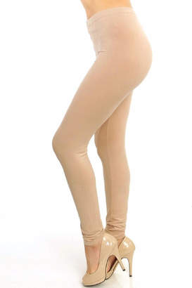 New Mix Solid Color Leggings