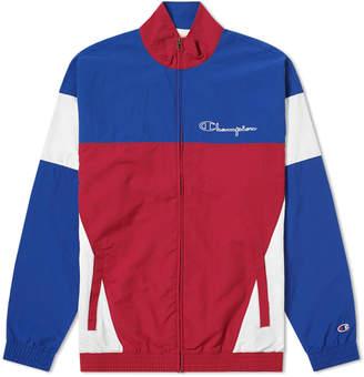 Champion Reverse Weave Corporate Colour Block Track Top