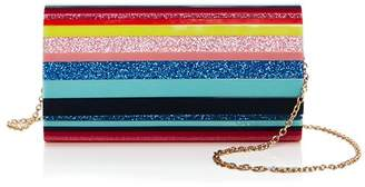 Sondra Roberts Resin Flap Clutch