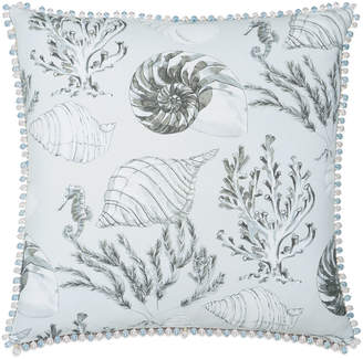 Eastern Accents Nerida Seashell Pillow