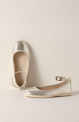 Childrenchic Donnie Flower Girl Flats