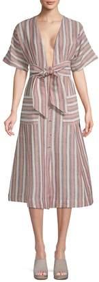 Free People Women's Monday Midi Dress
