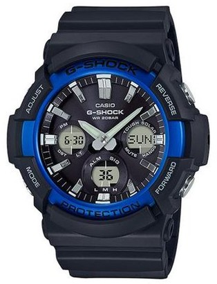 Casio G-Shock Solar Mens Watch GAS-100B-1A2CR