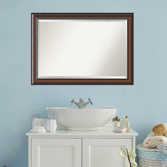 Amanti Art Traditional Wall Mirror