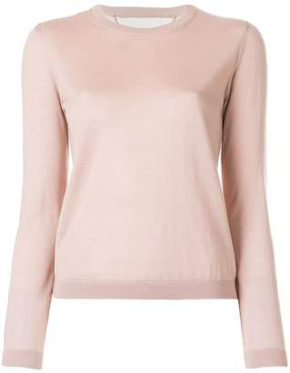 RED Valentino longsleeved fine knit top