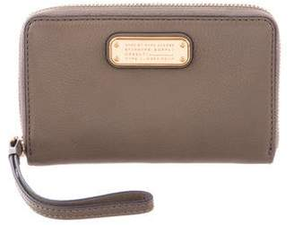 Marc by Marc Jacobs Leather Logo Wallet