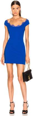 Cushnie Belle Mini Dress in Lapis | FWRD