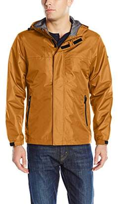 F.O.G.. Fog Men's Waterproof Breathable Seam Sealed Rip Stop Hooded Shell Jacket