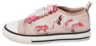 RED Valentino Fancy Flamingo Sneakers