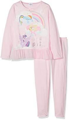 a414ccdc5005 My Little Pony Girl's Sleeping Ponies Pyjama Sets,Years (Size: ...