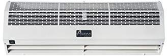"""Awoco 36"""" Super Power 1400 CFM 2 Speeds Commercial Indoor Air Curtain with Heavy Duty Door Switch"""