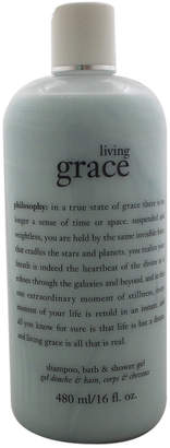 Philosophy 16Oz Living Grace Shampoo, Shower Gel & Bubble Bath