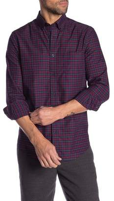 Nordstrom Plaid Regular Fit Shirt