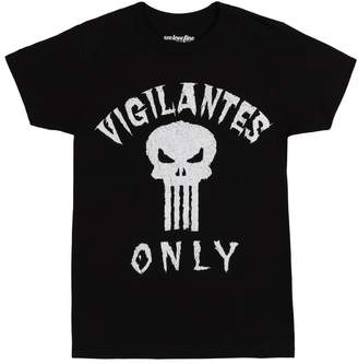 Marvel Punisher Vigilantes Only T-Shirt