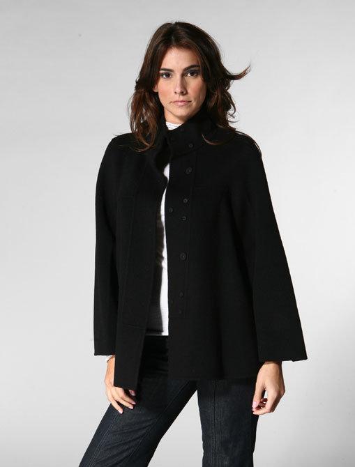 KA 7 Cape in Black