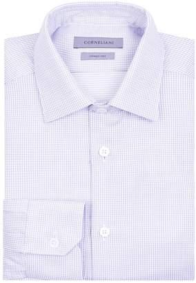 Corneliani Micro-Check Shirt