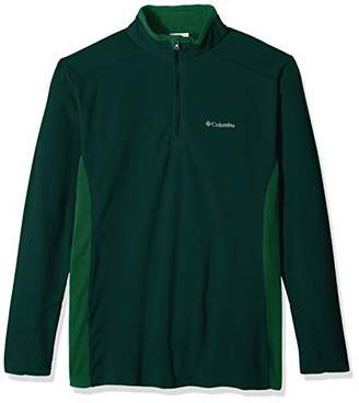 Columbia Men's Big Tall Klamath Range Ii Half Zip