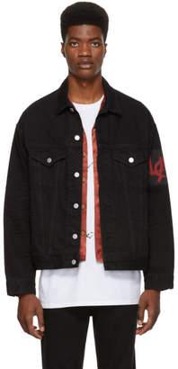 Adaptation Black Denim AOD Jacket