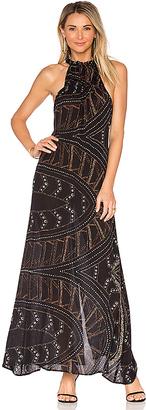 STONE COLD FOX Emilia Gown in Black $450 thestylecure.com