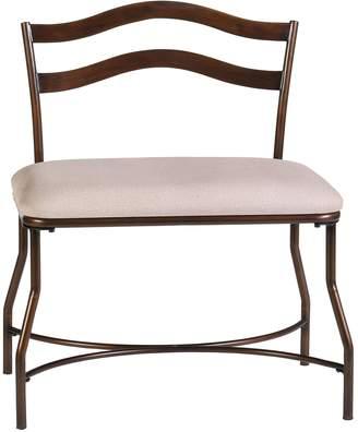 Hillsdale Furniture Ellery Vanity Bench