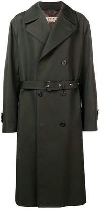 Marni belted trench coat