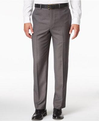 Lauren Ralph Lauren Men's Microfiber Classic-Fit Houndstooth Dress Pants $95 thestylecure.com
